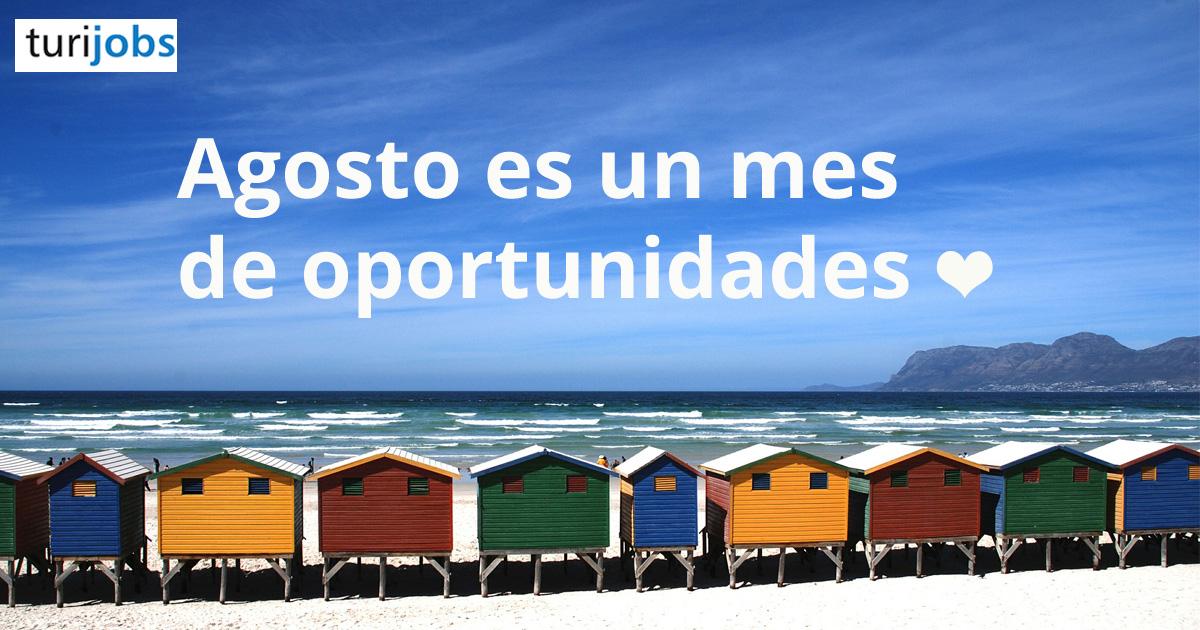 ofertas_empleo_turijobs_turismo_agosto