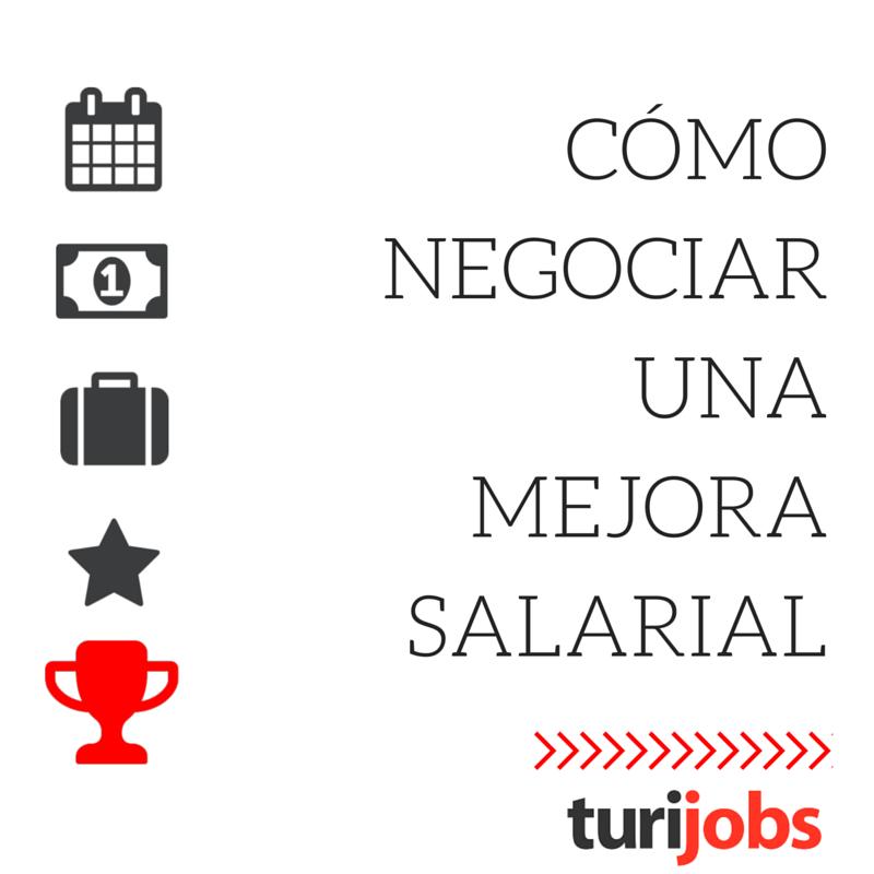 Imagen de cómo negociar una mejora salarial