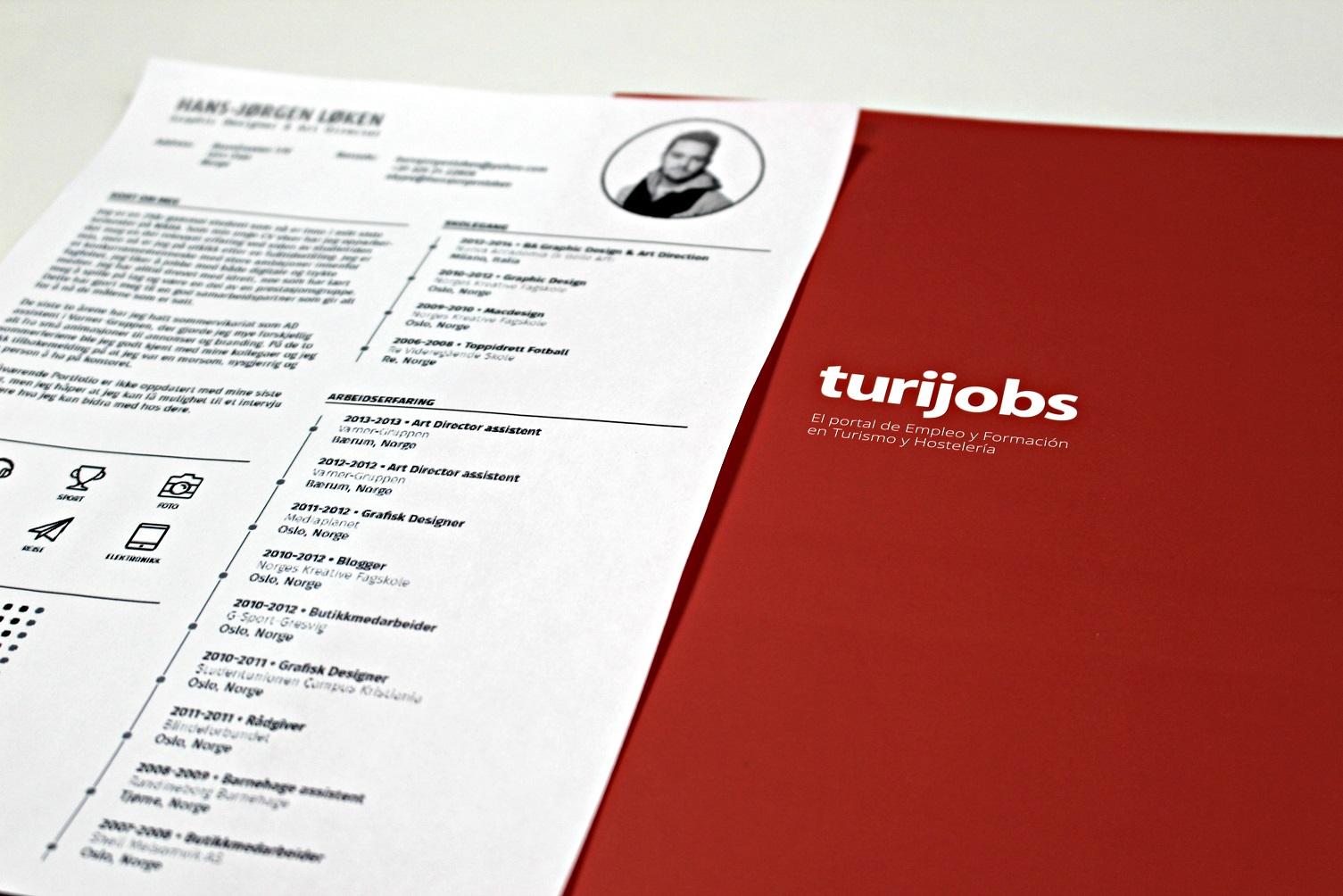 Foto del CV que todo reclutador desearía leer - Turijobs
