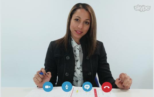 Imagen de Enamora a tu reclutador por Skype - Turijobs