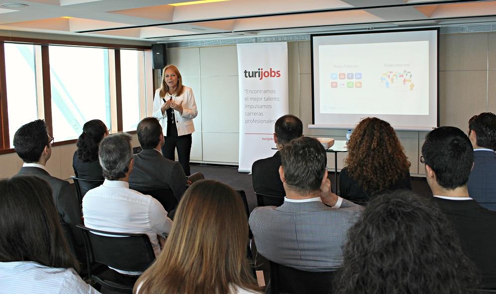 Imagen de Mireia Ranera - Primer Think Talent de Turijobs