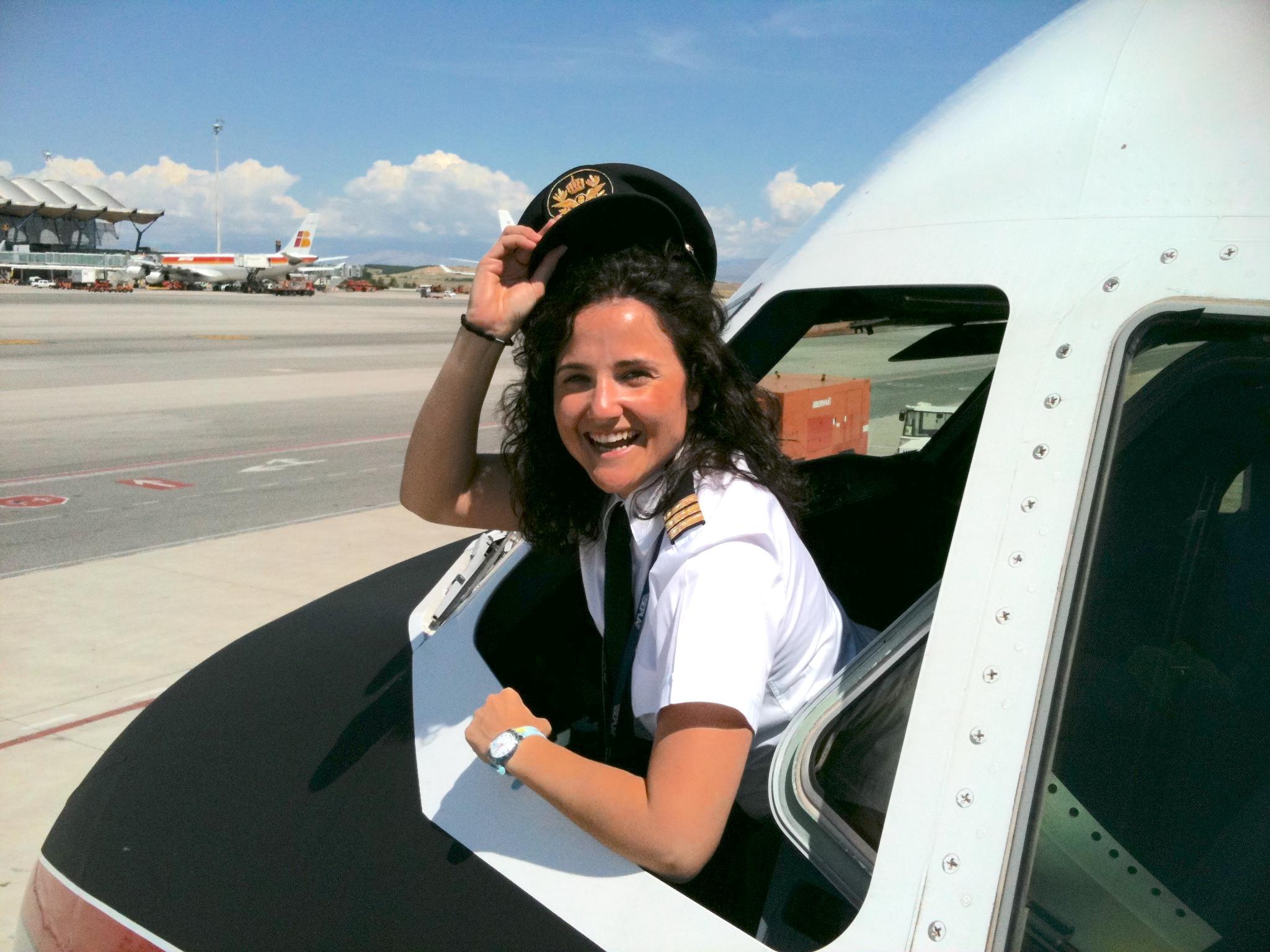 Cómo puedes ser piloto de avión? (también para mujeres)